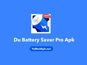 Du Battery Saver charger & Ram Cleaner Pro Mod Apk Download