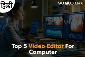 video editor for computer