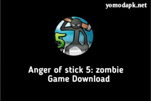 Anger of stick 5: zombie