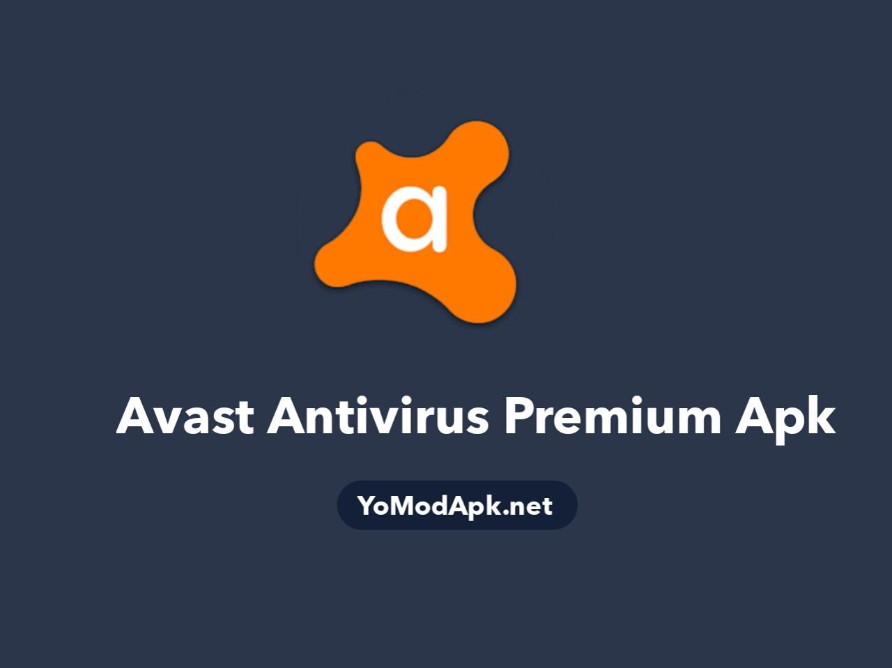 Avast Antivirus MOD APK (Premium Unlocked)