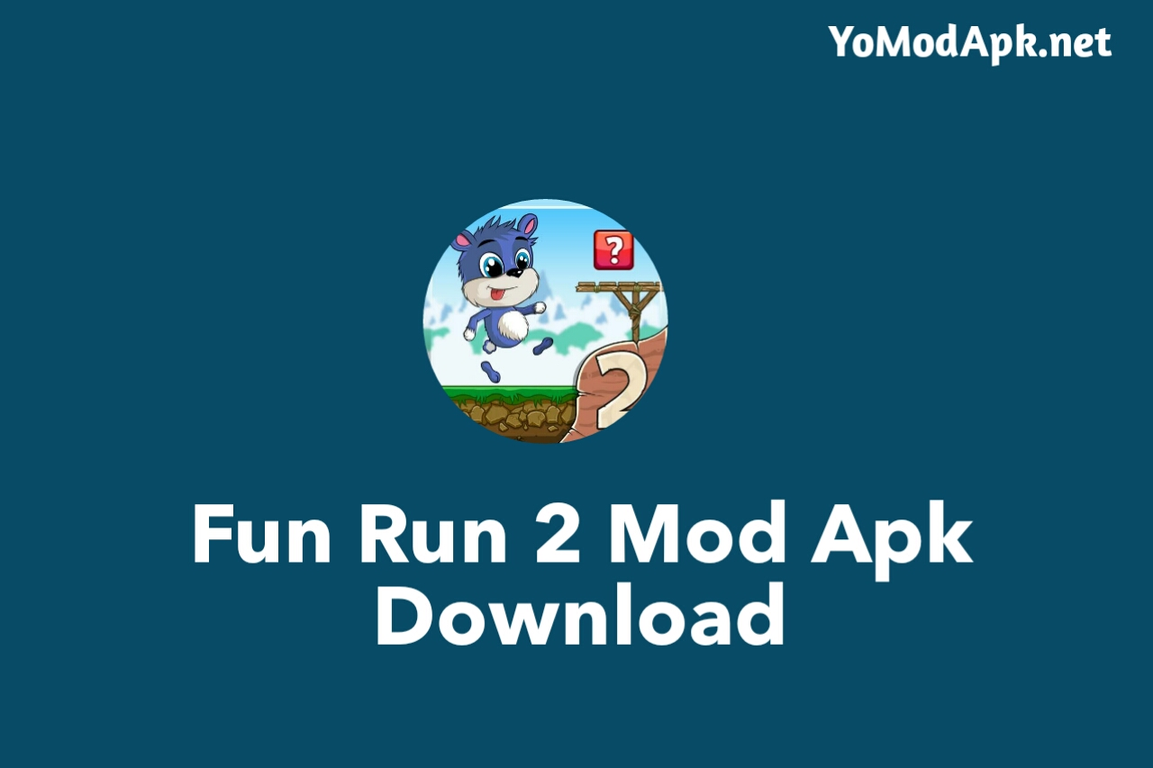 Fun Run 2 Mod apk latest Version Download
