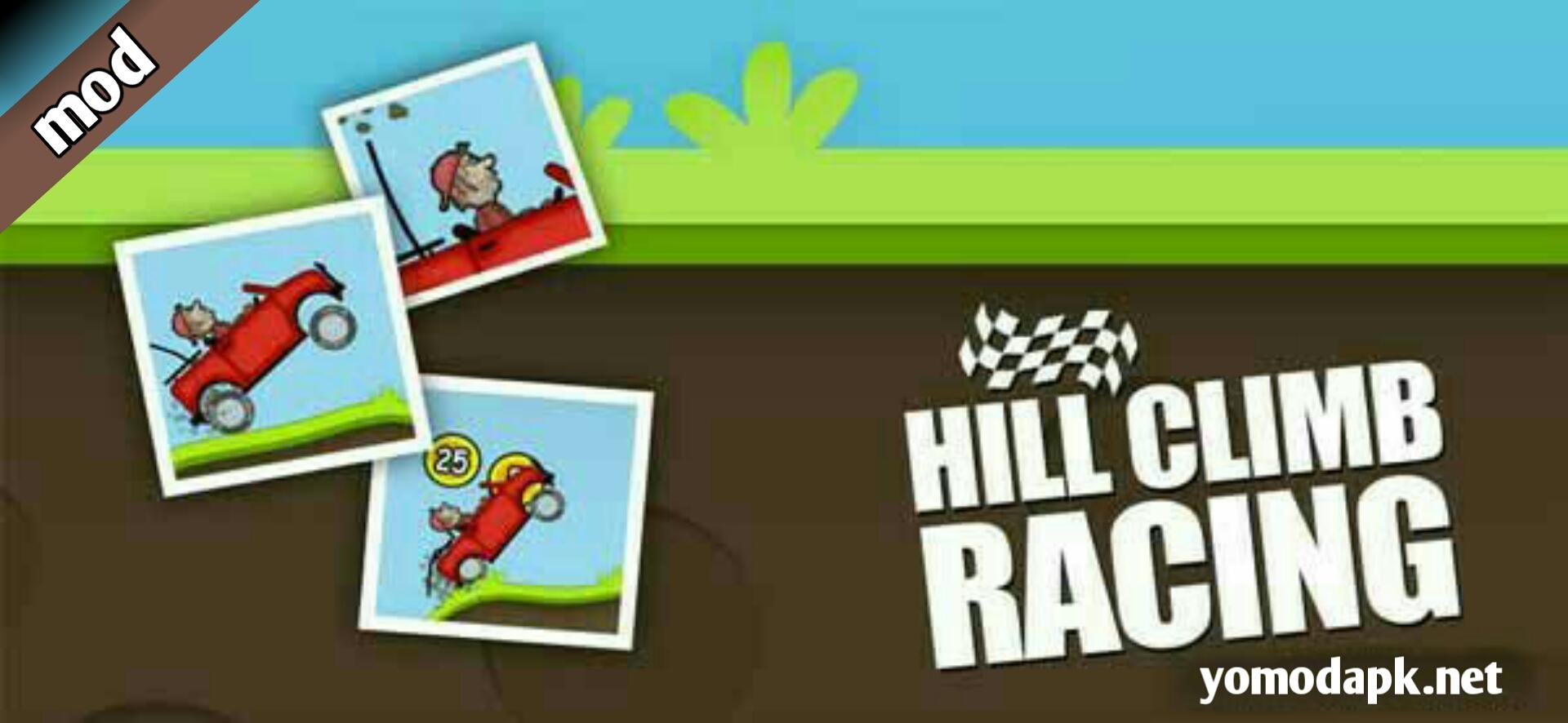 Hill Climb Racing MOD APK 1.47.7 (Unlimited Money)