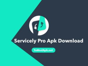Servicely to control your phone pro apk