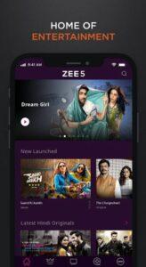 ZEE5 Mod APK 17.0.0.6 (Premium unlocked, Full HD) Download