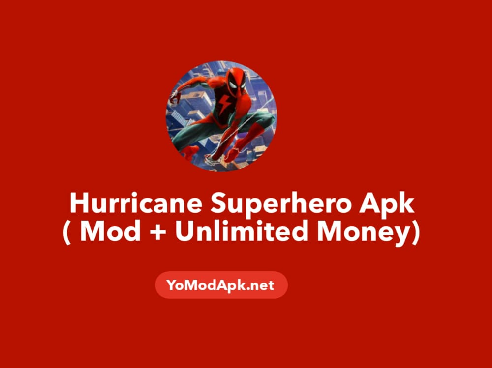 Hurricane Superhero : Wind Tornado Vegas Mafia (MOD, Unlimited Money)