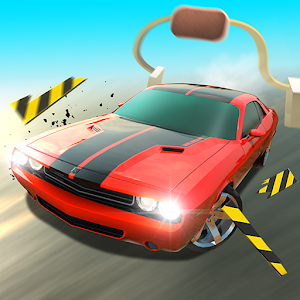 Slingshot Stunt Driver Mod Apk v1.1.1 With Unlimited Money