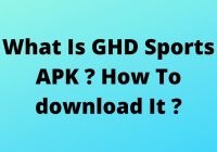What Is GHD Sports APK
