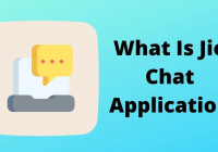What Is Jio Chat Application