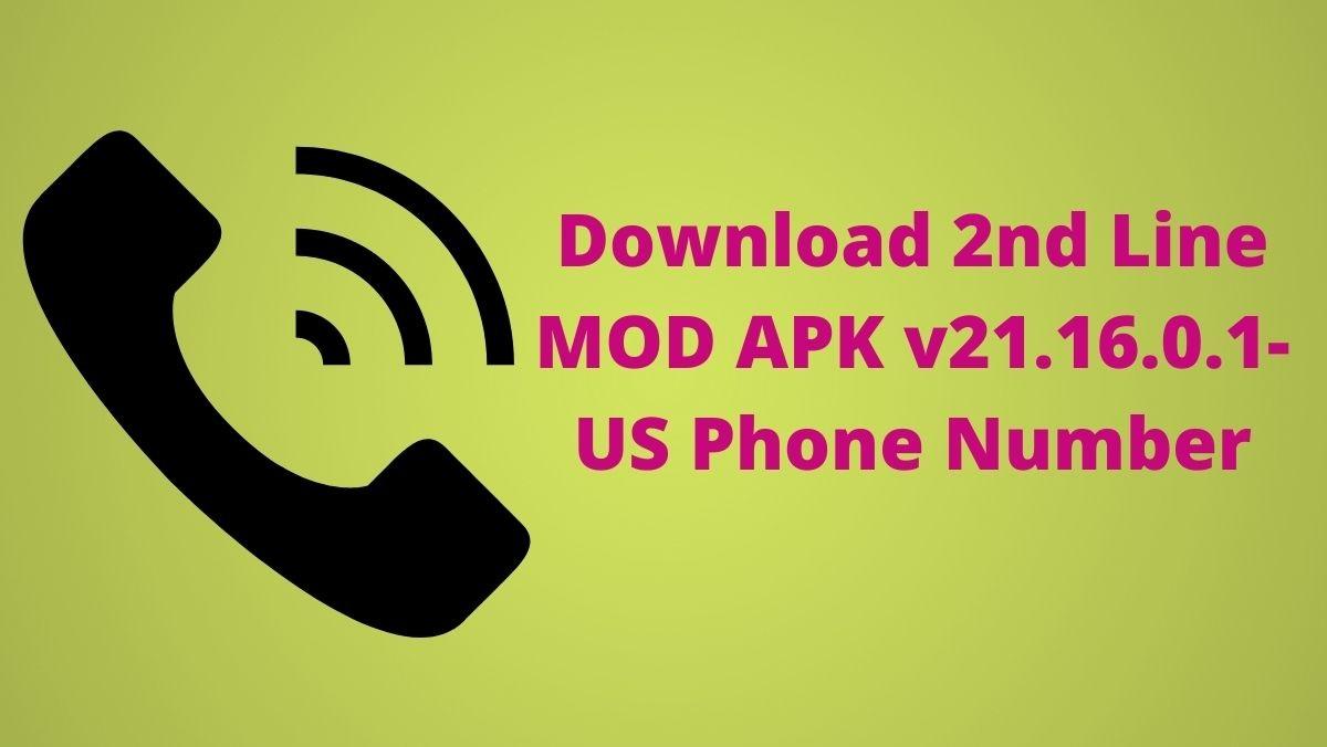 Download 2nd Line MOD APK v21.16.0.1-US Phone Number