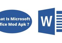 What Is Microsoft Office Mod Apk ?
